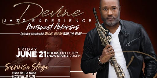 Devine Jazz Experience Northwest Arkansas