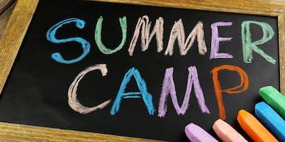 Summer Camp Orientation 2019