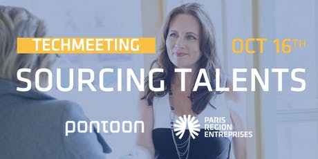 TechMeeting - Sourcing Talents tickets