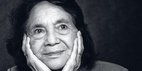 Dolores Huerta: Resiliencia de la Comunidad Latina tickets