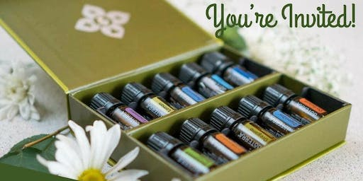 Top 10 Essential Oil Make and Take