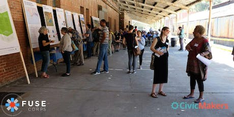 Future of East Palo Alto Civic Spaces: Community Co-Visioning & Prototyping Lab tickets