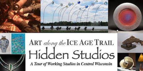 Hidden Studios Art Tour tickets