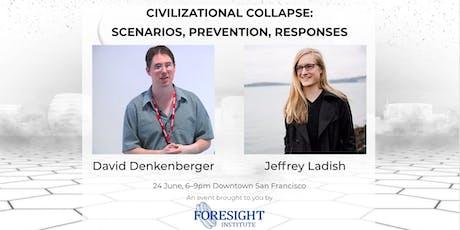 Civilizational Collapse: Scenarios, Prevention, Responses. tickets