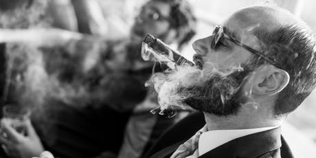 Private Rooftop Cigar & Spirits Tasting at Social Food and Drink Rooftop at YOTEL NYC tickets