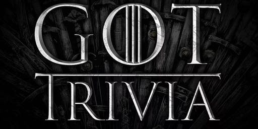 Game of Trivia Bar Crawl - Riverside