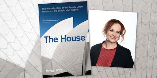 The Author Talks: An Evening with Helen Pitt