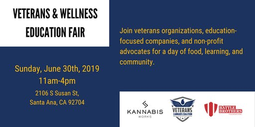 Veterans & Wellness Education Fair