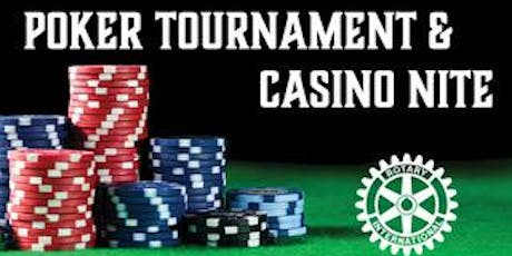 Rotary Poker and Casino Nite Fundraiser tickets