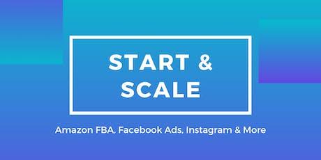 Start & Scale: E-Commerce Marketing in 2019 tickets