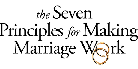 The Seven Principles for Making Marriage Work-Deadwood, SD tickets