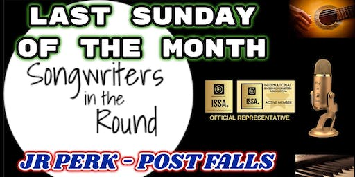 Last Sunday Songwriters in the Round