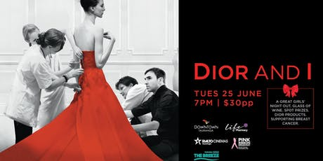 Dior and I at Rialto Cinema tickets