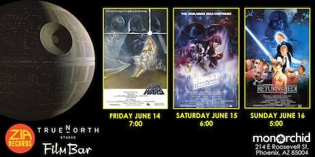 Star Wars: Trilogy Weekend tickets