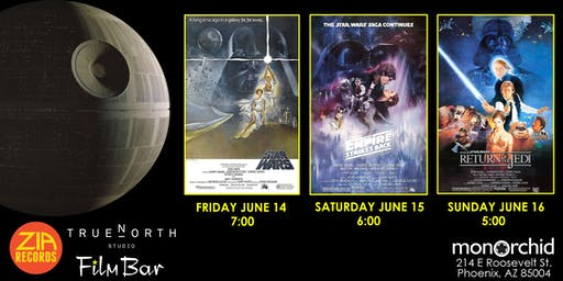 Star Wars: Trilogy Weekend