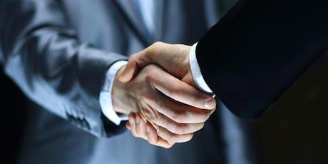 Master Class II: Business Etiquette, Leadership & Communication tickets