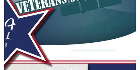 Veterans Stand Down tickets