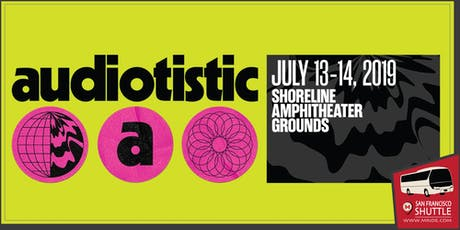 Audiotistic Festival Shuttle Bus - Sunday tickets