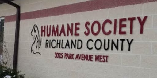 Corn hole tournament benefiting The Humane Society of Richland County