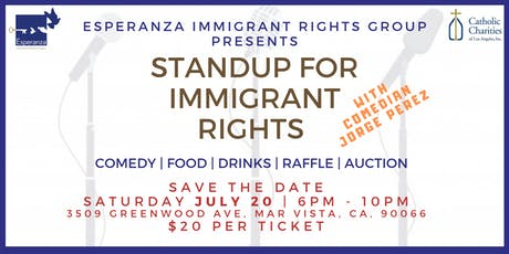StandUp for Immigrant Rights tickets