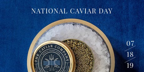 4th Annual National Caviar Day tickets
