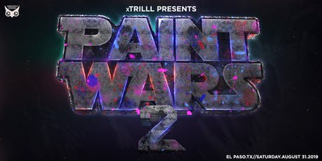 Paint Wars II entradas