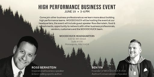 High Performance Business Event!!!