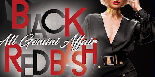 All Gemini Affair : Black and Red Bash
