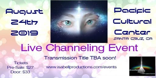 ***Live Channeling Event***
