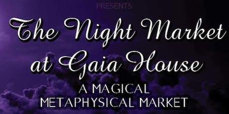 Coexist Night Market @ Gaia House tickets