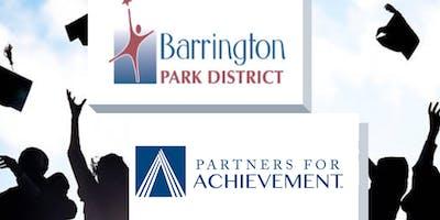 3 Steps To College Planning & Career Success - Barrington Park District - Langendorf Park (3S)