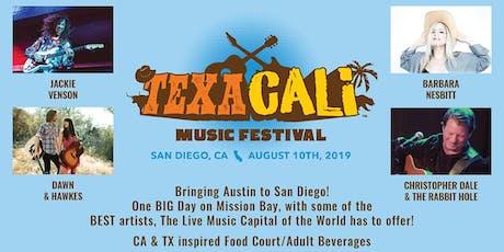 Texacali Music Festival tickets