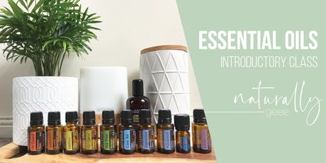 Essential Oils - Introductory Class tickets