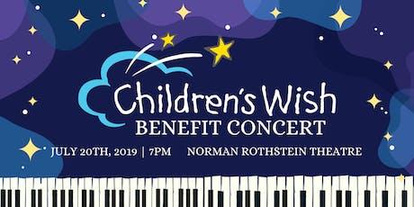 Children's Wish Benefit Concert tickets