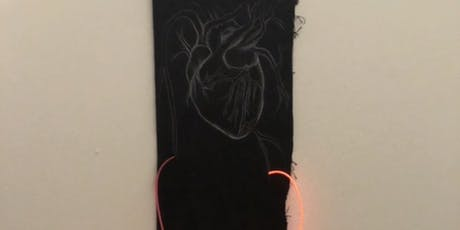 Cristina Velázquez, Heart and Light Art Opening tickets
