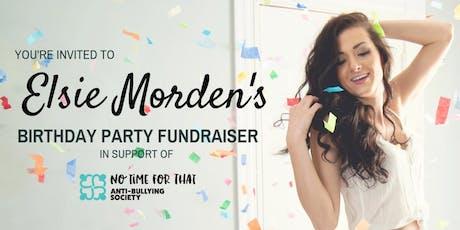 Elsie Morden's Birthday Party tickets