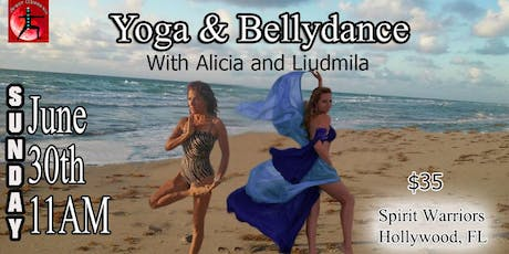 Yoga & Bellydance for our Female Energy tickets