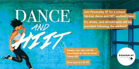 Dance & HIIT Party! tickets