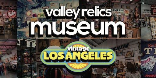 Valley Relics x Vinage L.A.