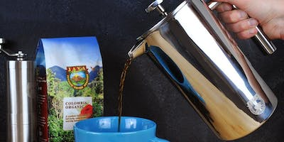 Coffee Tasting with Java Planet