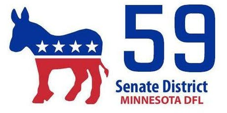 North Loop Fundraiser Senate District 59 Minnesota DFL tickets