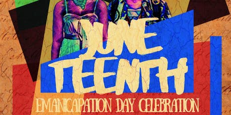 Juneteenth Emancipation Day Celebration tickets