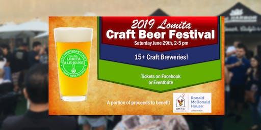 2019 Lomita Craft Beer Festival