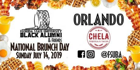 #FSUBABrunch - 2019 Orlando FSU Black Alumni Brunch // FSUBAA tickets