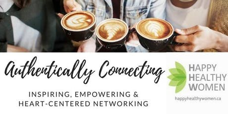 Authentically Connecting for Entrepreneurs - Bolton tickets