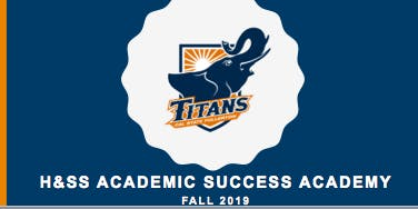 HSS Academic Success Academy Information Session