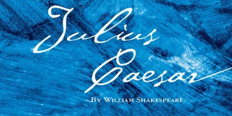 FREE SHAKESPEARE:  Julius Caesar tickets