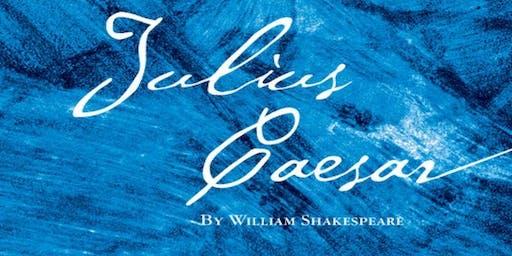 FREE SHAKESPEARE:  Julius Caesar