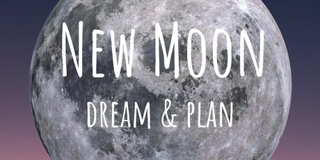 New Moon Circle - Ceremony & Manifestation tickets