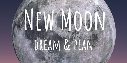 New Moon Circle - Ceremony & Manifestation